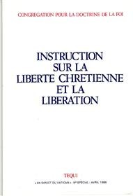 ratzinger,théologie de la libération,économie,social