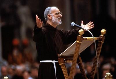 pape françois,p. cantalamessa