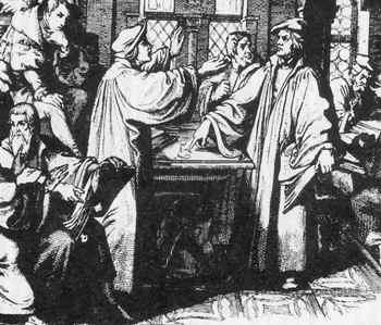 martin luther,réforme protestante