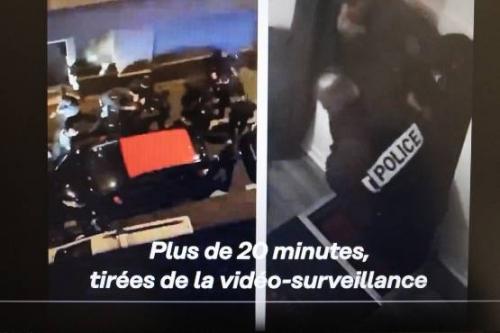 violences, police