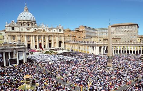 homosexuels + vatican