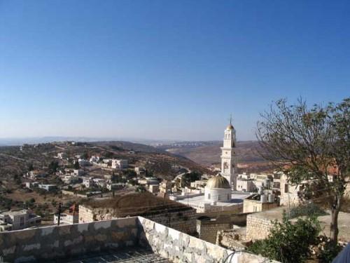 terre sainte, chrétiens arabes