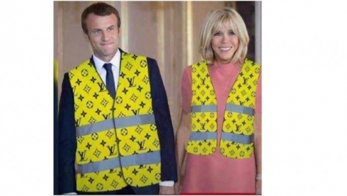 Si on parlait des gilets jaunes 392954187