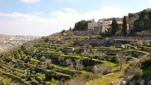 crémisan, terre sainte, palestiniens, israël