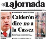 mexiqueFranceFlorenceCassez_CalderonDitNon23062009LaJornada290.jpg