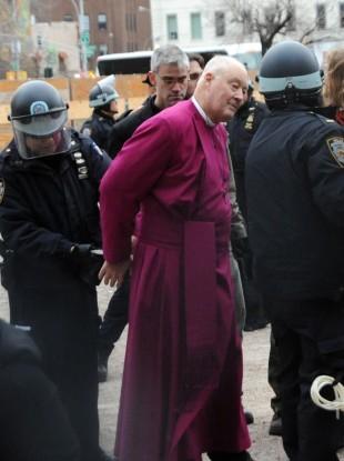 occupy wall street,christianisme,oecuménisme,crise