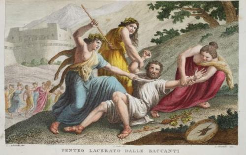 Luigi Ademollo - Pentheus is torn apart by Bacchantes or Penteo Lacerato dall - (MeisterDrucke-230563).jpg