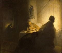 jésus-christ,pèlerins d'emmaüs,christianisme,catholiques,pâques,lundi de pâques