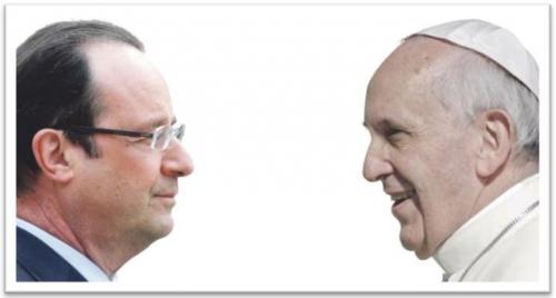 pape françois,françois hollande,catholiques