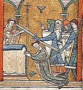 thomas becket,christianisme,catholiques,politique