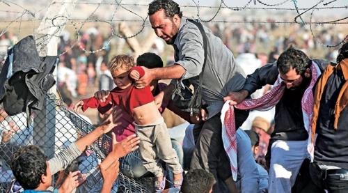 migrants,réfugiés