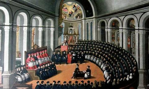 intégristes,eglise catholique,concile de trente