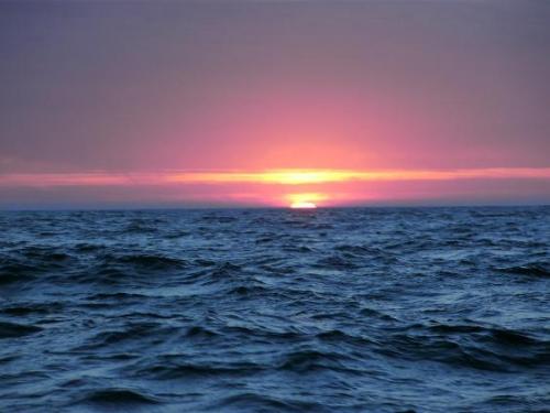 mer, musique