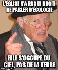 pape françois,écologie